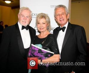 Derek Jacobi, Lady Jane Rayne-, Lacey and Robert Lacey