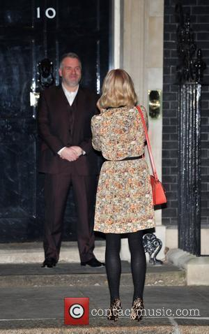 Fearne Cotton, Chris Moyles and 10 Downing Street