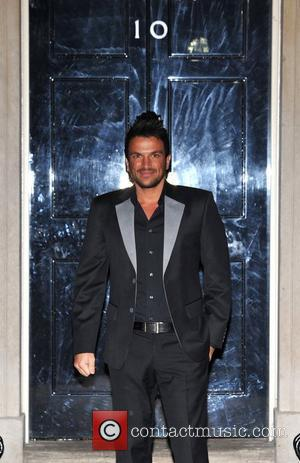 Peter Andre and 10 Downing Street
