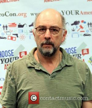 Richard Schiff,  'Choose YOUR America' Nonpartisan Campaign To Shine Light On Election 2012 held at The USC Campus Los...