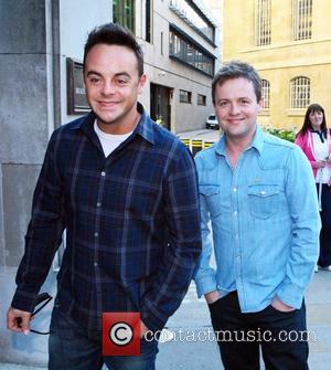 Ant & Dec Relinquish Top Spot In The Singles Chart
