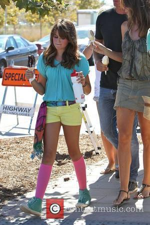 Cindy Crawford's daughter Kaia Jordan Gerber at the 31st Annual Malibu Kiwanis Chili Cook-Off  Malibu, California - 02.09.12