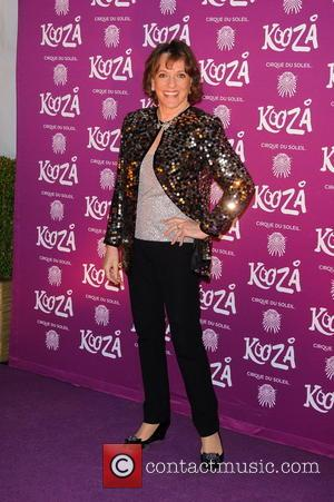 Esther Rantzen Kooza Cirque Du Soleil opening night at the Royal Albert Hall - Arrivals  Featuring: Esther Rantzen Where:...