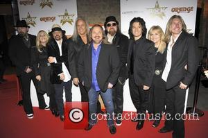 Moby And Lynyrd Skynyrd At The NAMM Show [Pictures]