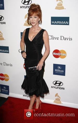 Kathy Griffin Recovering From Surgery