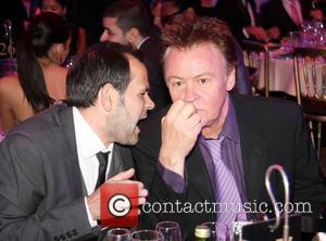 Andy Loveday and Paul Young The London Bar & Club Awards 2012 held at Intercontinental Park Lane London, England -...