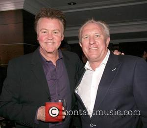 Paul Young and Guest The London Bar & Club Awards 2012 held at Intercontinental Park Lane London, England - 12.06.12