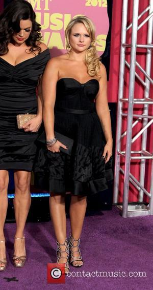 Miranda Lambert 2012 CMT Music Awards at The Bridgestone Arena. Nashville, Tennessee - 06.06.12