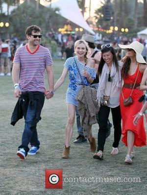 Diane Kruger, Joshua Jackson and Coachella