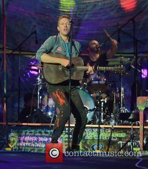 Coldplay Song Will Close London 2012 Olympics
