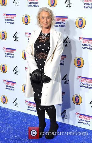 Dame Helen Mirren And Kylie Minogue Help Honour British Comic Talent