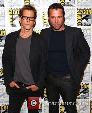 Kevin Bacon and James Purefoy San Diego Comic-Con 2012 - 'The Following' - Press Room San Diego, California - 14.07.12