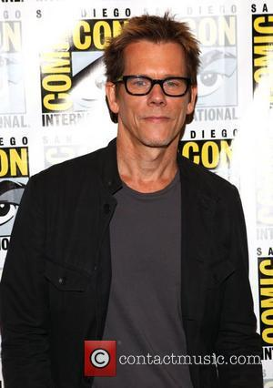 Kevin Bacon San Diego Comic-Con 2012 - 'The Following' - Press Room San Diego, California - 14.07.12