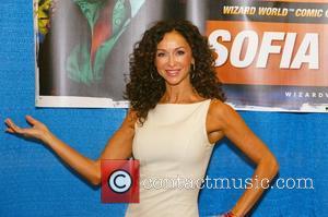 Sofia Milos at Comic Con Austin Texas, USA - 26.10.12