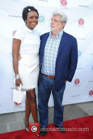 George Lucas Engaged To Dreamworks Chairwoman Mellody Hobson