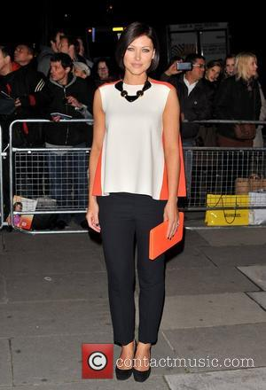 Emma Willis Cosmopolitan Ultimate Women Of The Year Awards held at the Victoria and Albert Museum - Arrivals London, England...