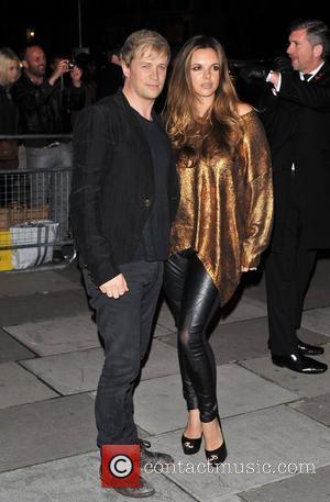 Kian Egan and Jodi Albert Cosmopolitan Ultimate Women Of The Year Awards held at the Victoria and Albert Museum -...