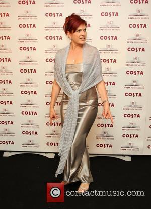 Penny Smith Costa Book Awards 2012 London, England - 24.01.12