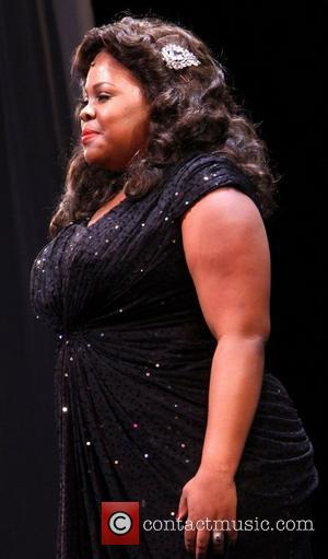 Amber Riley Furious After Club Snub