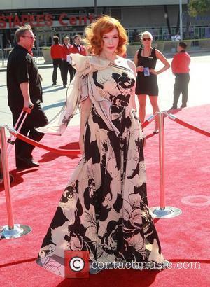 Christina Hendricks And Jenny Mccarthy In Running To Play Anna Nicole Smith