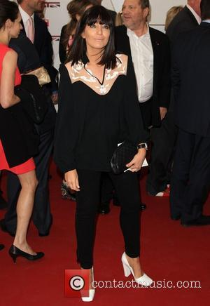 Claudia Winkleman The UK's Creative Industries Reception supported by the Foundation Forum at the Royal Academy of Arts - Arrivals...