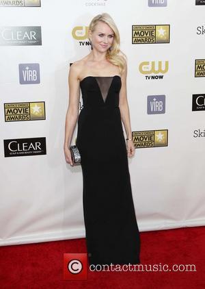 Naomi Watts 18th Annual Critics' Choice Movie Awards held at Barker Hangar - Arrivals  Featuring: Naomi Watts Where: Santa...