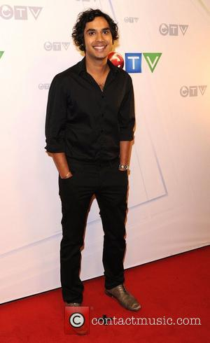 Kunal Nayyar  CTV Upfront 2012 Presentation at The Sony Centre for the Performing Arts - Arrivals Toronto, Canada -...
