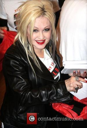 Cyndi Lauper: 'I Want My Song Pulled From Political Campaign'