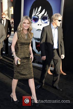 Michelle Pfeiffer, David E Kelley and Grauman's Chinese Theatre