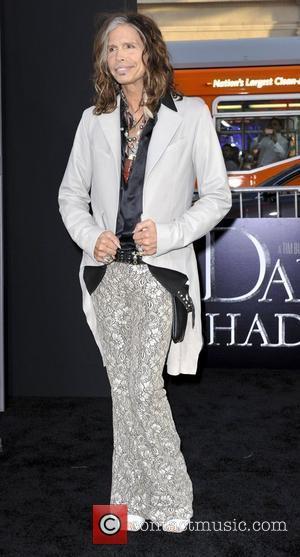 Steven Tyler  'Dark Shadows' premiere at Grauman's Chinese Theatre - Arrivals Los Angeles, California - 07.05.12