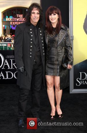 Alice Cooper 'Dark Shadows' premiere at Grauman's Chinese Theatre - Arrivals Los Angeles, California - 07.05.12