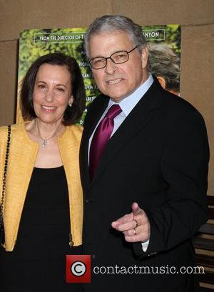 Meg Kasdan and Lawrence Kasdan