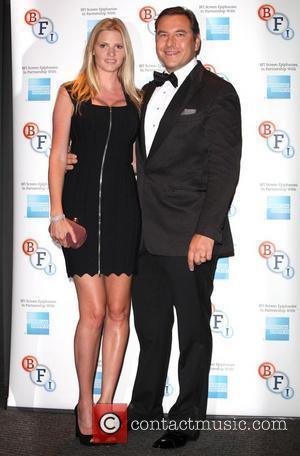 Little Briton: David Walliams And Lara Stone Expecting First Child