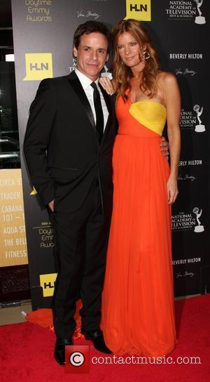 Christian Le Blanc, Michelle Stafford  39th Daytime Emmy Awards - Arrivals Beverly Hills, California - 23.06.12