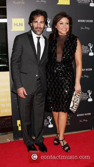 John M. Cusimano, Rachael Ray  39th Daytime Emmy Awards - Arrivals Beverly Hills, California - 23.06.12