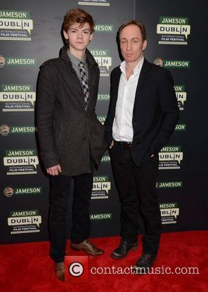 Thomas Sangster, Michael Mcelhatton and Dublin International Film Festival