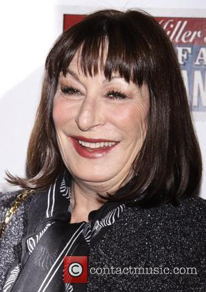Anjelica Huston Tells Of Heartbreak After Husband's Death