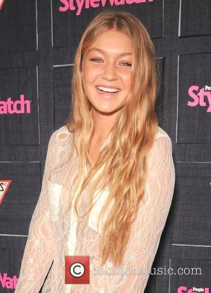 GiGi Hadid  People StyleWatch Annual Denim Party at Palihouse - Arrivals Los Angeles, California - 20.09.12
