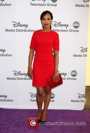 Kerry Washington ABC/Disney International Upfronts held at Walt Disney Studios Lot Burbank, California - 20.05.12