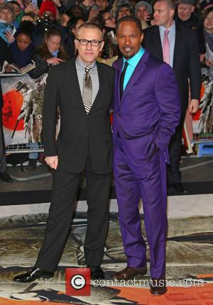 Christoph Waltz and Jamie Foxx 'Django Unchained' UK premiere held at the Empire Leicester Square - Arrivals  Featuring: Christoph...