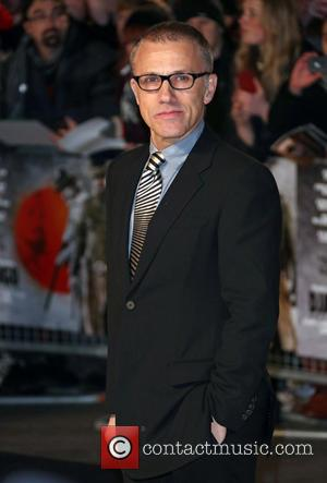 Christoph Waltz 'Django Unchained' UK premiere held at the Empire Leicester Square - Arrivals  Featuring: Christoph Waltz Where: London,...
