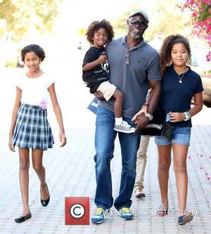 Hounsou Didn't Own A Bed Until He Was 18