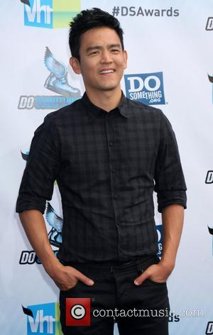 John Cho Is A Dad