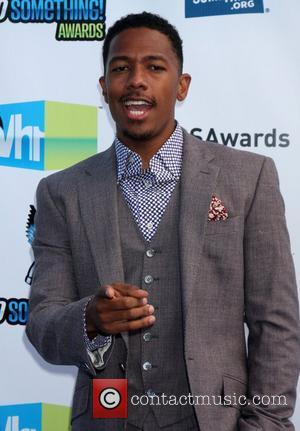 Nick Cannon Signs Up For Kidney Charity Walk