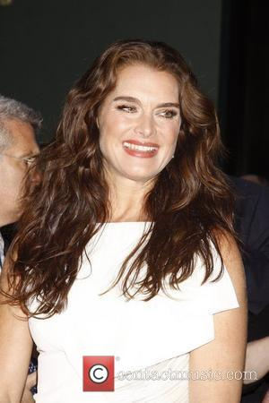 Brooke Shields   Drama Desk Awards 2012 held at the Town Hall Theatre in Midtown Manhattan.  New York...