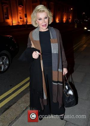 Joan Rivers Mistaken For Illegal Immigrant