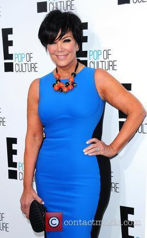 Kris Jenner,  at E! 2012 Upfront at NYC Gotham Hall. New York City, USA - 30.04.12