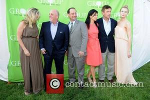 Alexis Roderick, Billy Joel, Bob DeLuca, Hilaria Thomas, Alec Baldwin, Ireland Baldwin East End's 40th Anniversary Benefit and Auction Sagaponack,...
