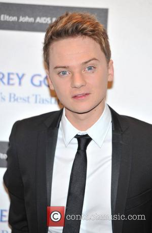 Conor Maynard Attends Twilight Premiere To Top Sensational Year
