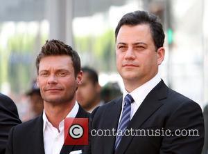 Ryan Seacrest and Jimmy Kimmel